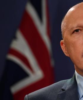 Home Affairs Minister Peter Dutton Returns Positive Coronavirus Test