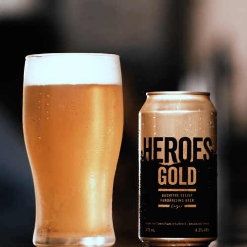 Watch The Heroes Gold Advert