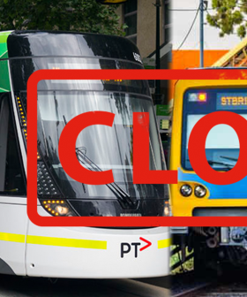 Transport Chaos Across Melbourne As Trams, Trains & Buses Are Hit By Bad Weather