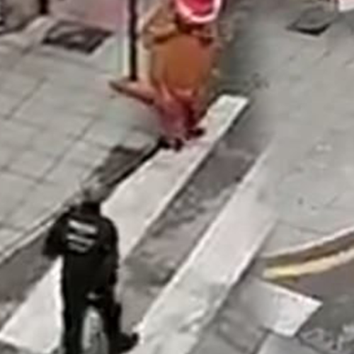Man Cautioned By Police In The Most Bizarre Case Of 'Ignoring Isolation Rules'