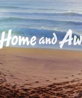 Home And Away Has Suspended All Production & Filming