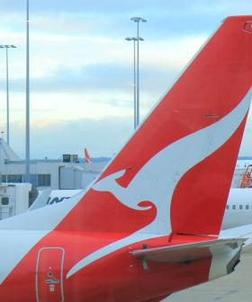 Six Qantas Baggage Handlers Test Positive For Covid-19, 100 Forced To Isolate
