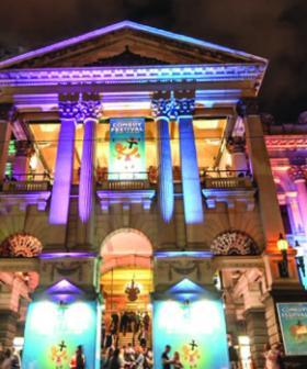 Melbourne International Comedy Festival CANCELLED