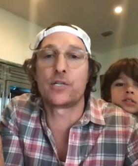 Matthew McConaughey Hosts Online Bingo Night For Isolating Elderly Folks And The Video Is Awesome
