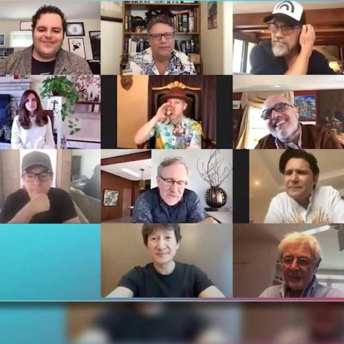 The Goonies Cast Reunite On YouTube Special, Spielberg Talks Sequel