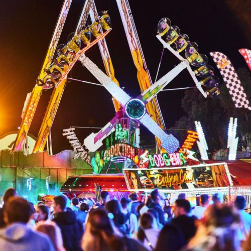 The 2020 Royal Melbourne Show Has Officially Been Cancelled Due To The Coronavirus Pandemic