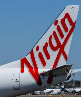 Virgin Australia Is One Of Many Airlines Which Is Restricting Its Serving Of Alcohol When Flights Resume
