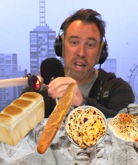 Mount Rushmore Of Bread