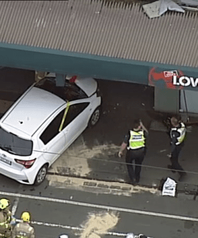 Car Crashes Into Melbourne Bunnings Store, At Least One Person Taken To Hospital