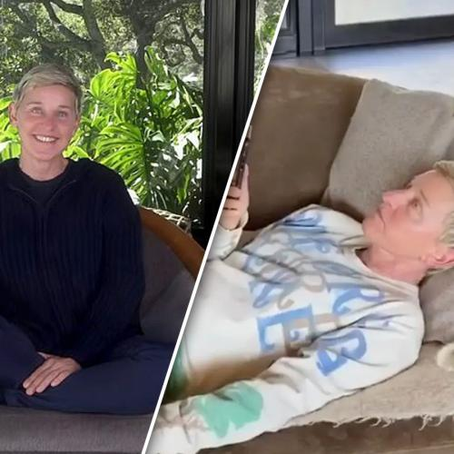 Channel Nine Axes Ellen DeGeneres' Self Isolation Episodes