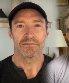 Hugh Jackman And Ryan Reynolds Have Temporarily Ended Their Feud For A Good Cause