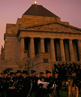 Melbourne's Anzac Day Parade Approved To Return By Health Department