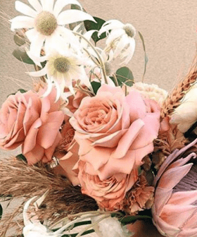 This Melbourne Wholesaler Is Giving Away Thousands of Flowers For Free To Spread The Love