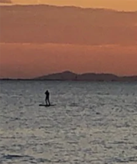 Melbourne Paddleboarder Chased Down By Water Police After Breaching Stay At Home Rules