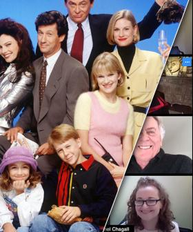 The Cast Of 'The Nanny' Reunite For Virtual Table Read Of The Show's First Episode