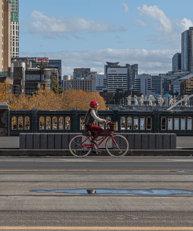 Cyclists List Which Melbourne Suburbs Are Scariest To Ride In