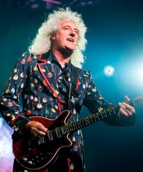 Queen's Brian May Hospitalised After Ripping His Backside 'To Shreds'