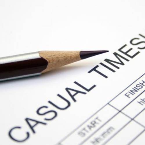 Casual Employees Could Be About To Get Holiday Leave For The First Time