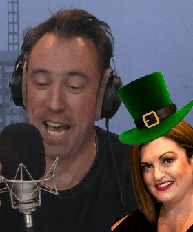 Patsy's Interview With An Irish Radio Station!