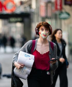Commuters Are Being Told To Consider Wearing Face Masks