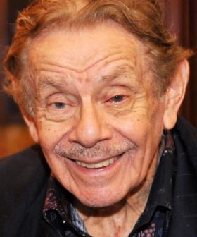 Comedian Jerry Stiller Dies At 92
