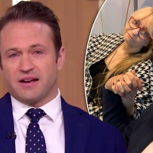 Heartbreaking Mother's Day Tribute Leaves Sunrise Host In Tears