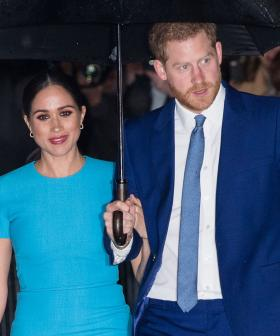 Prince Harry And Meghan Markle Sign Up With A-List Agency