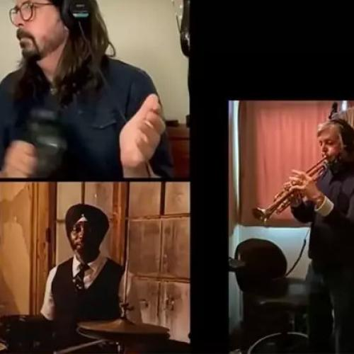 Paul McCartney, Dave Grohl, And More Cover 'When The Saints Go Marchin' In'