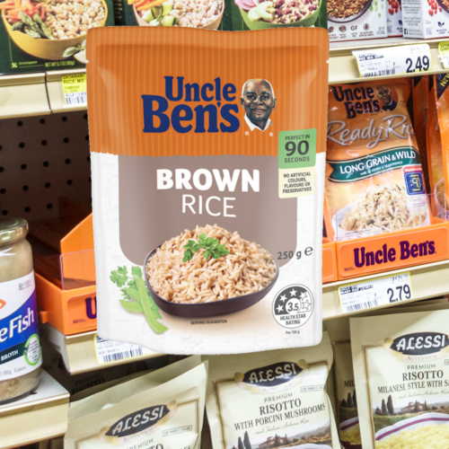 Uncle Bens Rice Set To Change Its 'Identity' Following Community Backlash