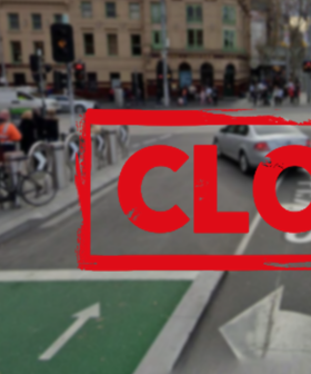 Melbourne Drivers Told To Expect Delays As Road Closed For TWENTY Months