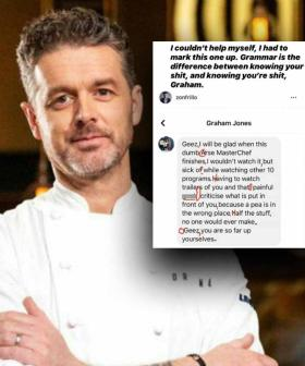 MasterChef Judges DRAG Troll Who DM'd Jock Racist Slurs About Co-Judge Melissa