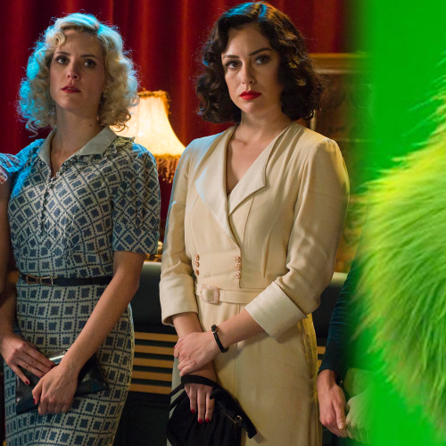 Everything Coming To Netflix In July Including Cable Girls And The Grinch!