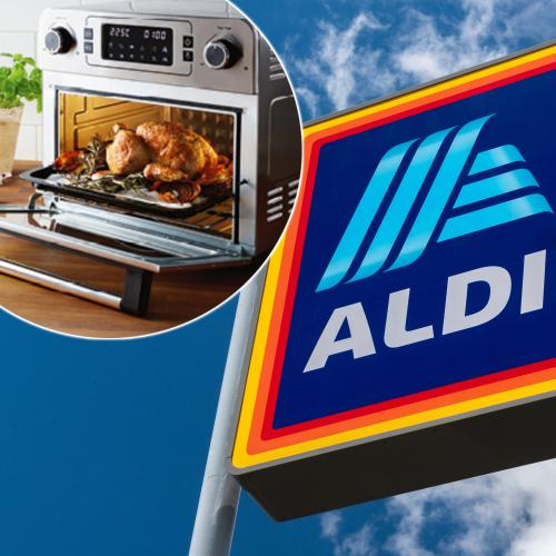 ALDI Stores To Release A 23L Air Fryer Oven THIS WEEK!