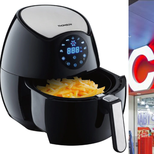 Coles Now Has Their Own 'Special Buys' Deals With Air Fryers & Cookware
