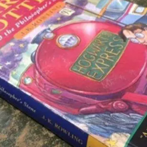 Harry Potter Book Sells For $182,000 At Auction So Double Check Your Collection ASAP