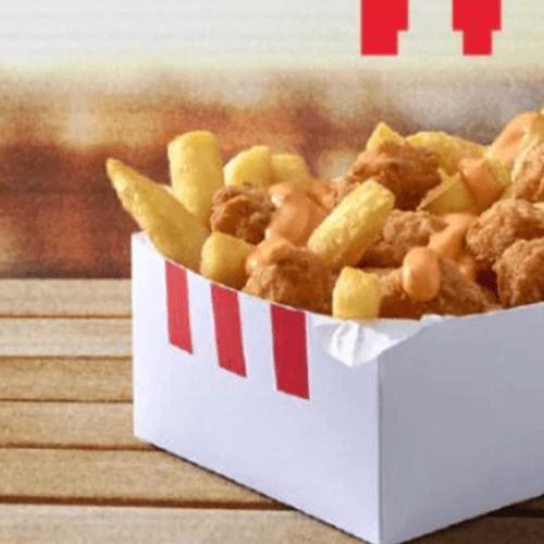Online Video Reveals KFC's Secret Menu Items: The Kentucky Snack Pack & Zinger Chipster