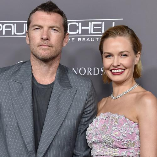 Lara Bingle Has Secretly Given Birth To Her Third Child With Husband Sam Worthington