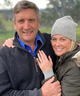 Sunrise Co-Host Sam Armytage Announces Engagement To Richard Lavender