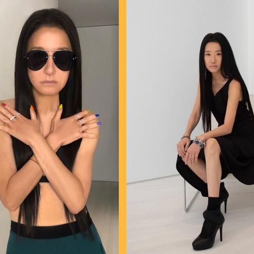 70 Year Old Vera Wang Spills The Secrets To Her Youthful Appearance