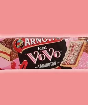 Arnott's Has Released Lamington Iced Vovos