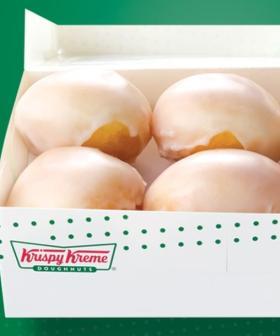 Krispy Kreme Glazed Bites Now Exists For Your Essential Trips