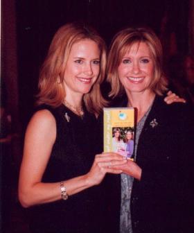 Olivia Newton-John's Emotional Message Following The Death Of Kelly Preston