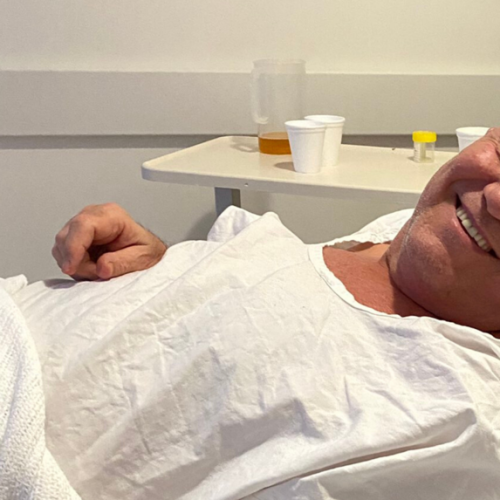 Jimmy Barnes Reveals He Was Admitted To Hospital Yesterday