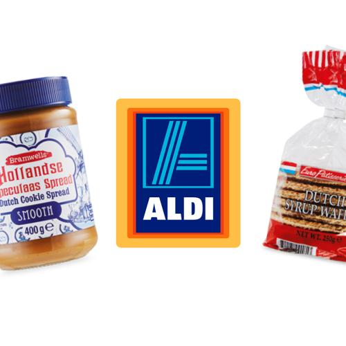 Iconic Dutch Snacks Are Coming To Aldi Special Buys For Your Lockdown Pantry