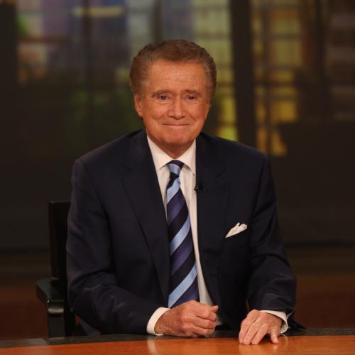 US TV Host Regis Philbin Dies At 88