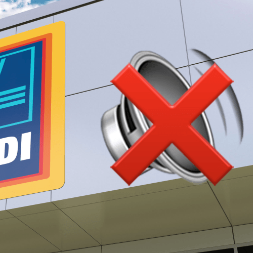 This Is Why You Never Hear Music In Aldi Stores