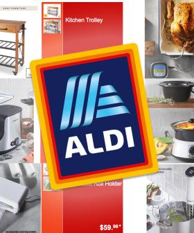 It's Time To Spruce Up Your Kitchen Because Aldi's Special Buys Are Kitchen Gadgets!