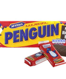 Iconic British 'Penguin' Biscuits Have Arrived Down Under