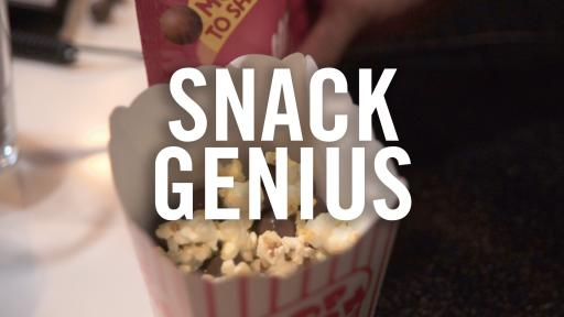 Snack Genius: The Dirty Banana, Salty Balls And Hotdog Surprise!