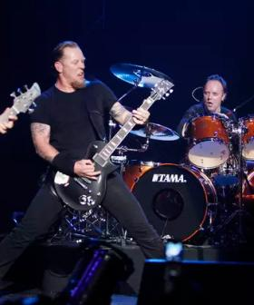 Metallica Reunites In Person And Announces Drive-In Concert Film